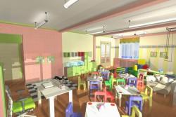 Дизайн проект детского дошкольного